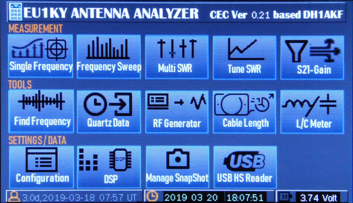 Eu1ky Analyzer