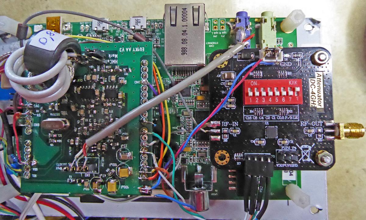 Antennenanalysator von EU1KY - Seite 38 - Meßtechnik - Forum